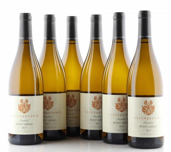 6 X Tiefenbrunner Turmhof Pinot Grigio