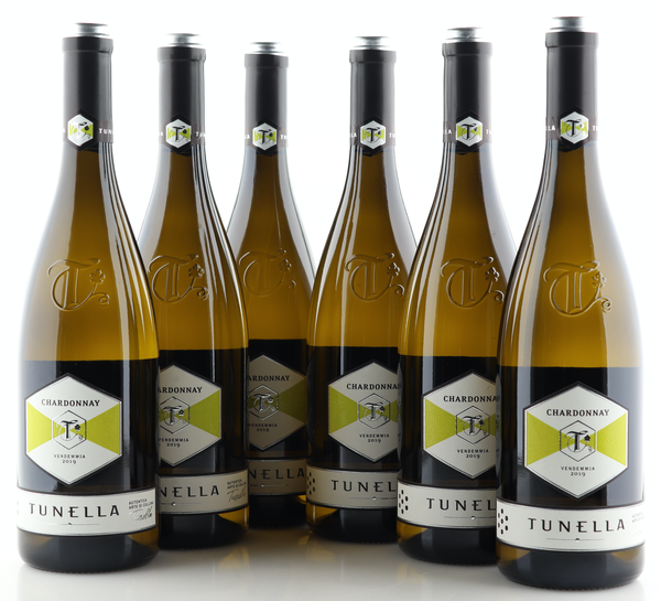 6 X La Tunella Chardonnay