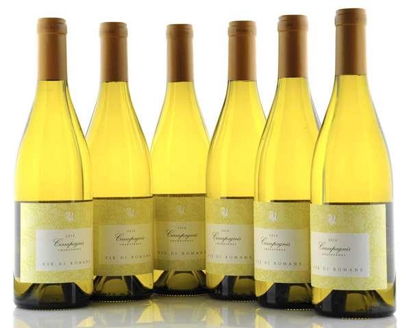 "6 X Vie di Romans Chardonnay ""Ciampagnis"""